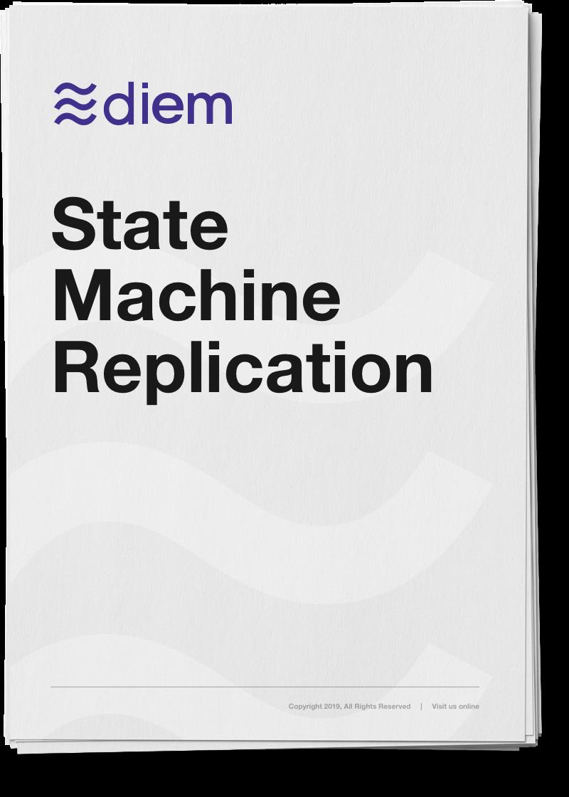 State Machine Replication in the Diem Blockchain PDF Download